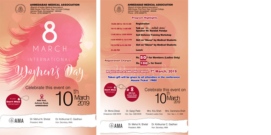 AMA Womans Day Celebration